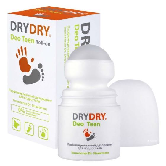 Дезодорант Dry Dry Dry Dry Deo Teen