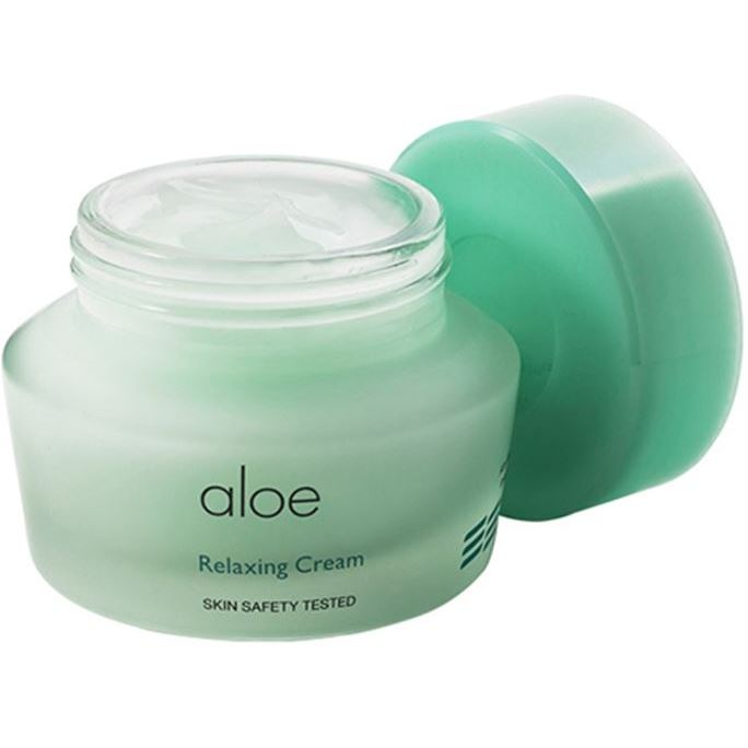 Крем It s Skin Aloe Relaxing Cream it s skin успокаивающийочищающийгель
