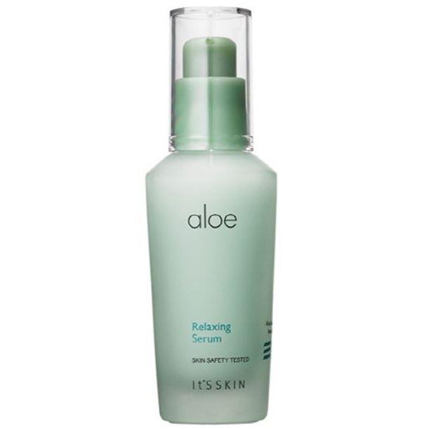 Сыворотка It s Skin Aloe Relaxing Serum it s skin успокаивающийочищающийгель