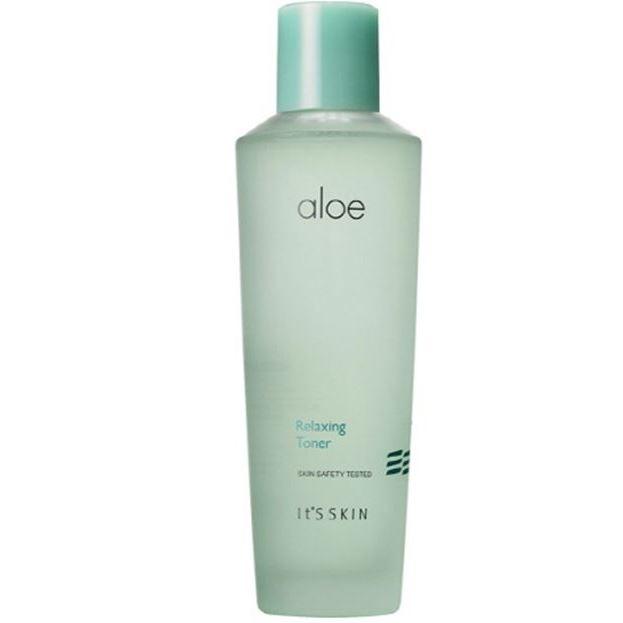 Тоник It s Skin Aloe Relaxing Toner it s skin успокаивающийочищающийгель