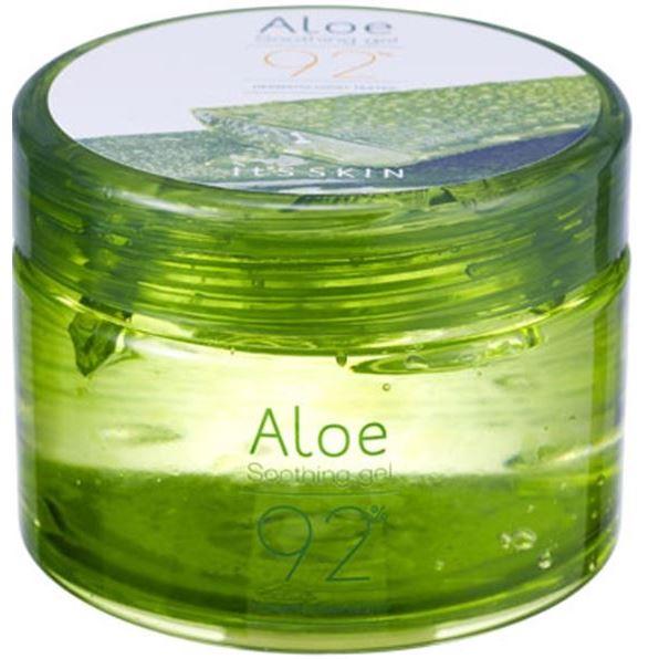 Гель It s Skin Aloe 92% Soothing Gel (200 г) it s skin успокаивающийочищающийгель