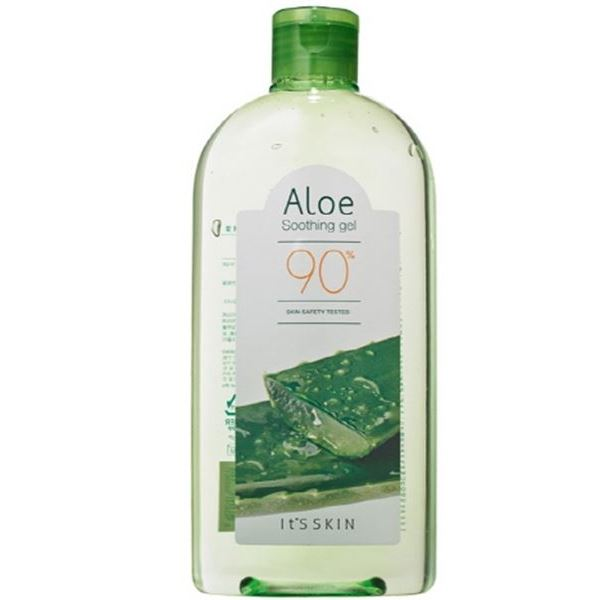 Гель It s Skin Aloe 90% Soothing Gel it s skin успокаивающийочищающийгель