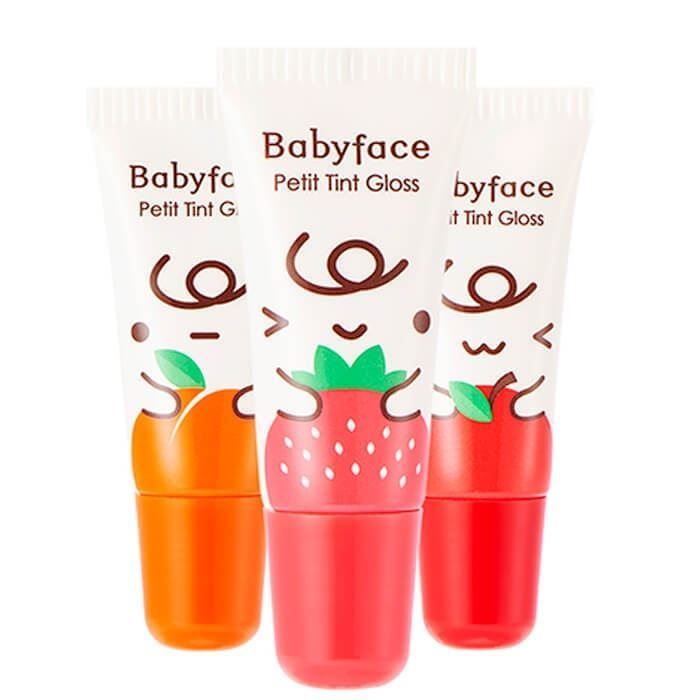 Блеск для губ It s Skin Babyface Petit Tint Gloss (03 Apricot ) it s skin успокаивающеегидрофильное