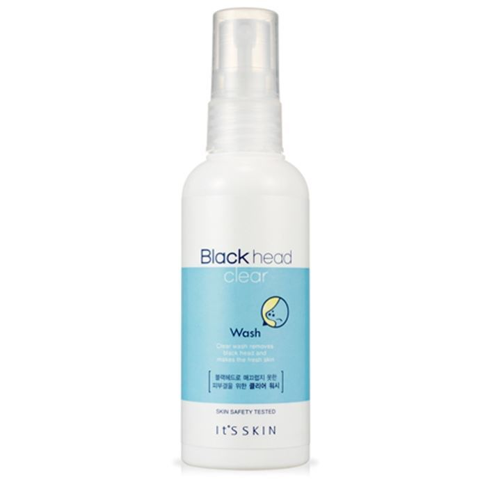 Пенка It s Skin Blackhead Clear Wash пенка очищающая профессор персин
