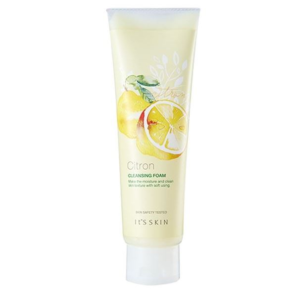 Пенка It s Skin Citron Cleansing Foam 150 мл гидрофильное масло it s skin green tea calming cleansing oil объем 145 мл