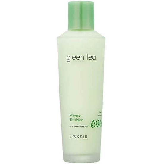 Эмульсия It s Skin Green Tea Watery Emulsion 150 мл маска it s skin green tea watery mask sheet 1 шт