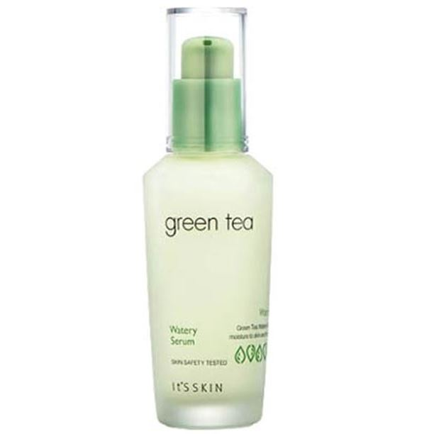 Сыворотка It s Skin Green Tea Watery Serum маска it s skin green tea watery mask sheet 1 шт