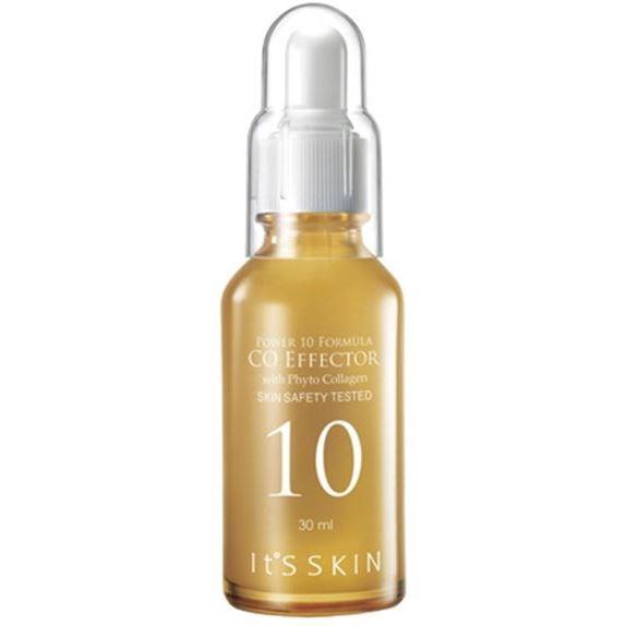 Сыворотка It s Skin CO Effector With Phito Collagen 30 мл it s skin успокаивающеегидрофильное