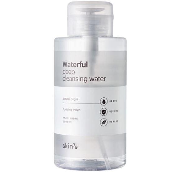 Вода Skin79 Waterful Deep Cleansing Water 500 мл aravia вода косметическая минерализованная с биофлавоноидами 500 мл вода косметическая минерализованная с биофлавоноидами 500 мл 500 мл