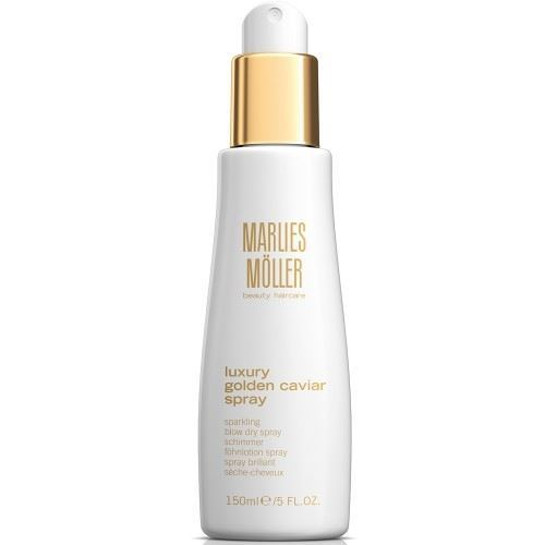 Спрей Marlies Moller Luxury Golden Caviar Spray 150 мл marlies moller luxury golden caviar сухой спрей для придания объема luxury golden caviar сухой спрей для придания объема