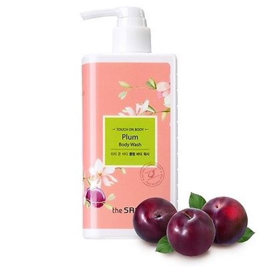 Гель The Saem Touch On Body Body Wash (Vanilla) гель для душа the saem body