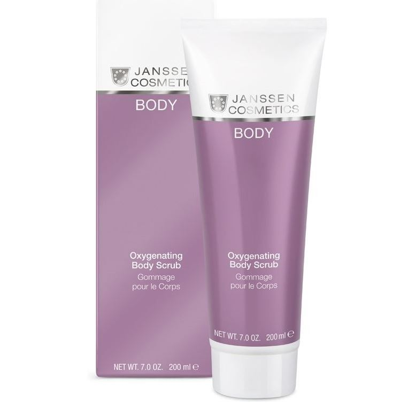 Скраб Janssen Cosmetics Oxygenating Body Scrub недорого