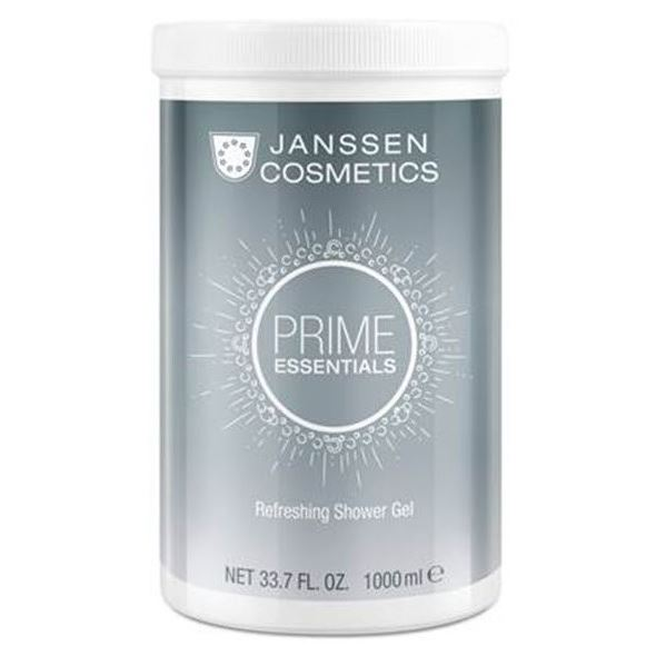 Гель Janssen Cosmetics Prime Essentials Refreshing Shower Gel 1000 мл недорого