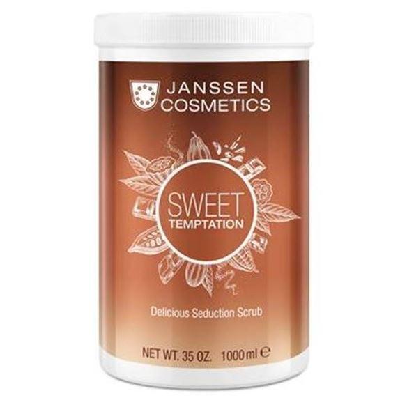 Скраб Janssen Cosmetics Sweet Temptation Delicious Seduction Scrub корректоры janssen cosmetics tinted corrective balm medium