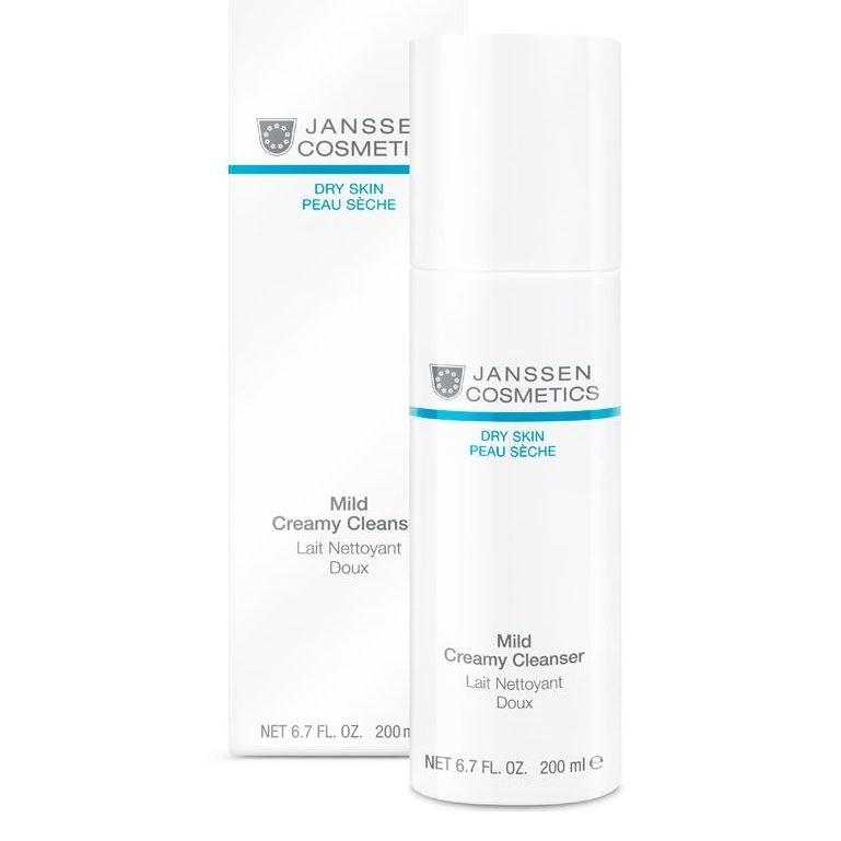 Эмульсия Janssen Cosmetics Mild Creamy Cleanser