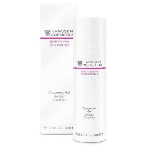 Концентрат Janssen Cosmetics Couperose Gel 50 мл janssen антикуперозный концентрат 50 мл