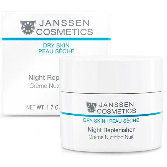 Крем Janssen Cosmetics Night Replenisher original new a1398 lcd screen lid for apple macbook pro 15 retina a1398 lcd back cover 2012 2013 2014 2015