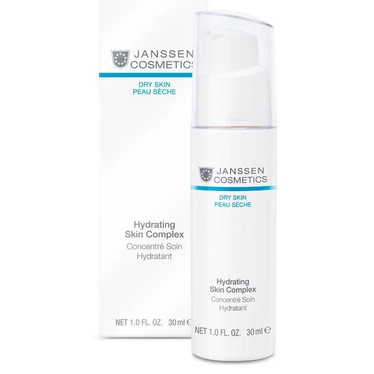 Концентрат Janssen Cosmetics Hydrating Skin Complex 50 мл концентрат janssen cosmetics ocean mineral aсtivator 500 мл