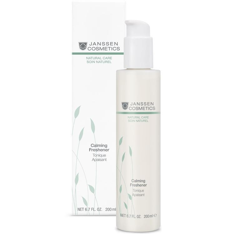 Тоник Janssen Cosmetics Calming Freshener Tonique 250 мл