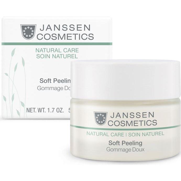 Пилинг Janssen Cosmetics Soft Peeling 50 мл салициловый пилинг pro plus 50 мл