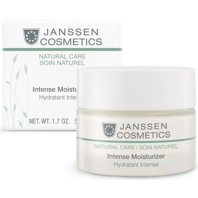 Крем Janssen Cosmetics Intense Moisturizer 50 мл la roche posay hydraphase intense маска 50 мл