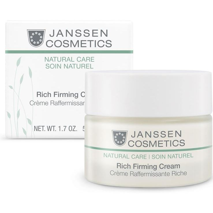 Крем Janssen Cosmetics Rich Firming Cream 50 мл крем janssen cosmetics rich firming cream