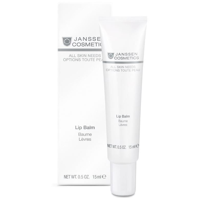 Бальзам Janssen Cosmetics Lip Balm корректоры janssen cosmetics tinted corrective balm medium