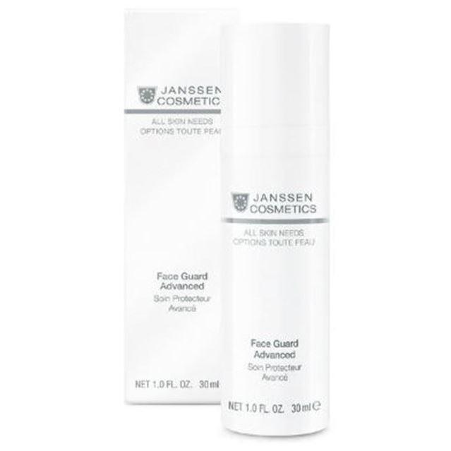 Эмульсия Janssen Cosmetics Face Guard Advanced janssen эмульсия для лица и тела с максимальной защитой spf 50 75 мл