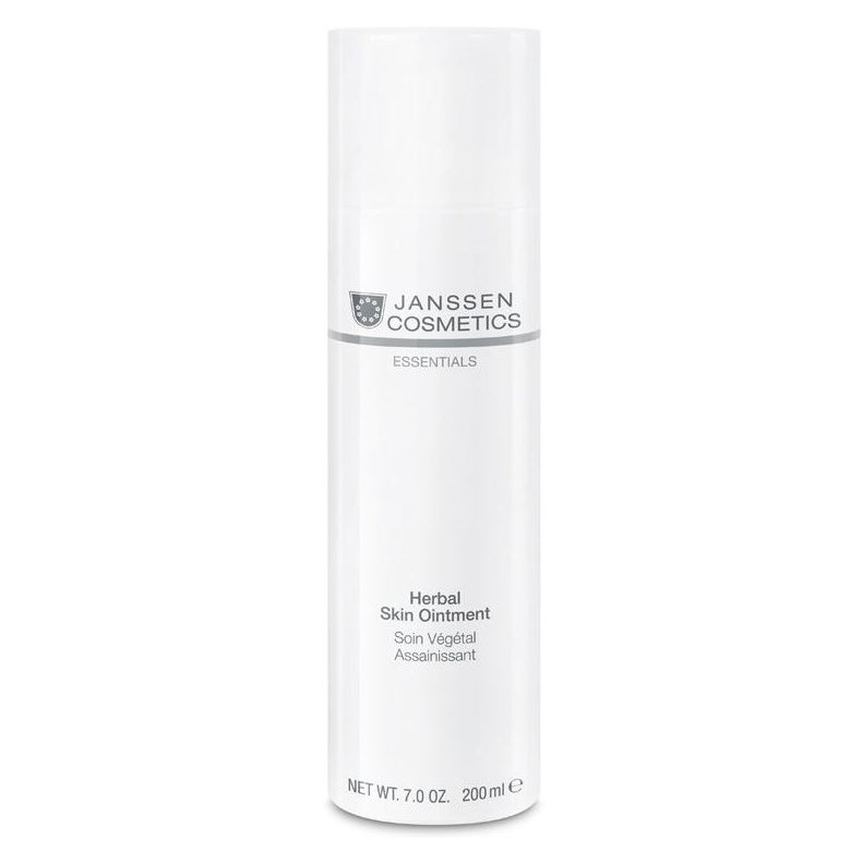 Крем Janssen Cosmetics Herbal Skin Ointment 200 мл корректоры janssen cosmetics tinted corrective balm medium