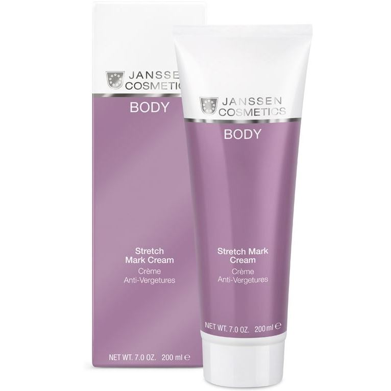 Крем Janssen Cosmetics Stretch Mark Cream stretch mark cream