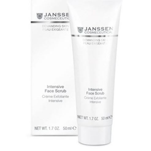 Скраб Janssen Cosmetics Intensive Face Scrub janssen dry skin мягкий скраб для лица с гранулами жожоба mild face rub 50мл 200мл объем 50 мл