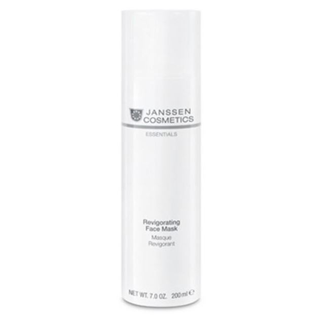 Маска Janssen Cosmetics Revigorating Face Mask 150 мл маска janssen cosmetics matrigel pure face mask 1 упаковка