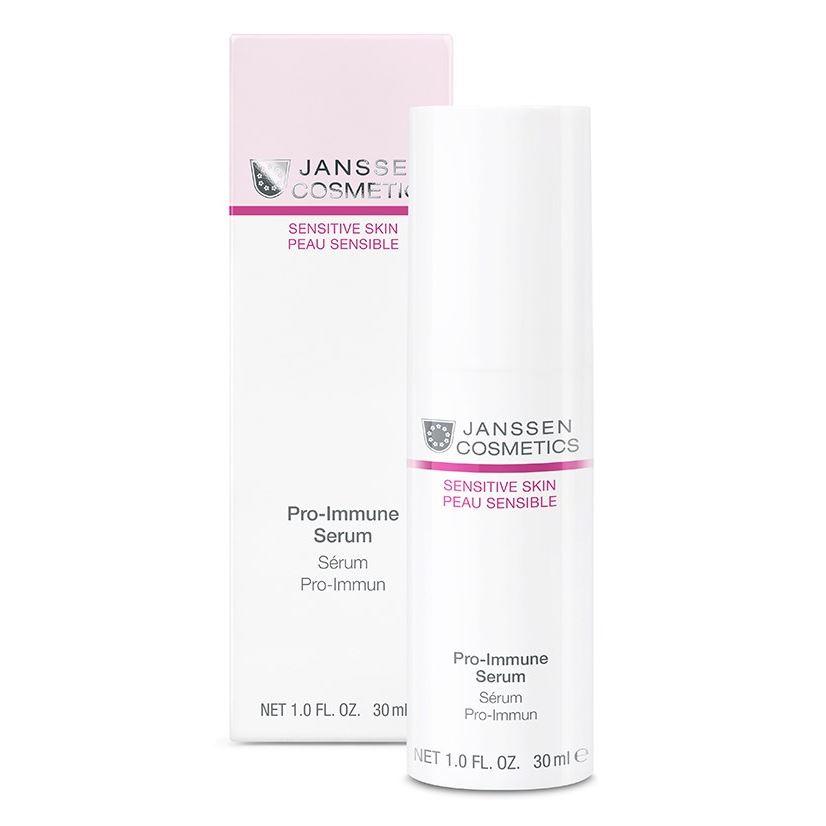 Сыворотка Janssen Cosmetics Pro-Immune Serum 50 мл janssen антикуперозный концентрат 50 мл