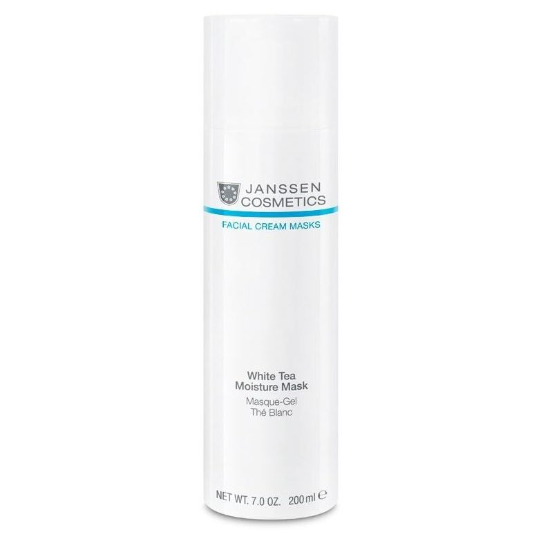 Маска Janssen Cosmetics White Tea Moisture Mask 200 мл душевая стенка ravak pss 90 90х185 см 94070100zg