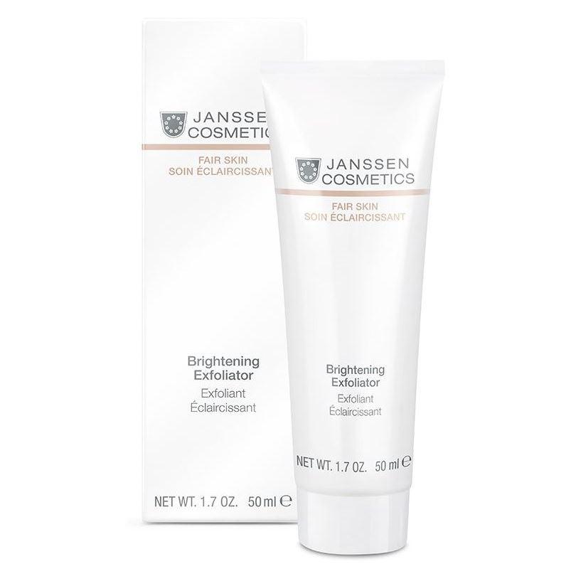 Крем Janssen Cosmetics Brightening Exfoliator 50 мл салициловый пилинг pro plus 50 мл
