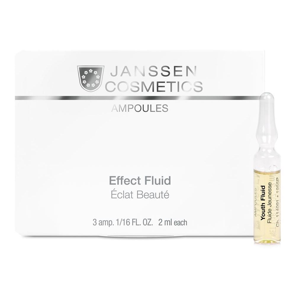 купить Ампулы Janssen Cosmetics Youth Effect Fluid в интернет-магазине