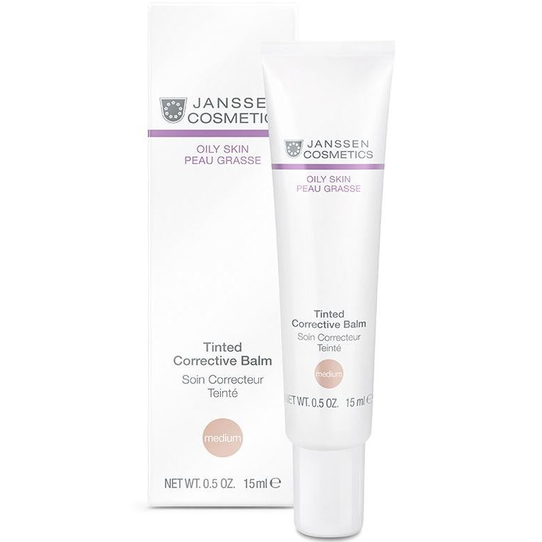 Корректоры Janssen Cosmetics Tinted Corrective Balm  (Medium) корректоры janssen cosmetics tinted corrective balm medium