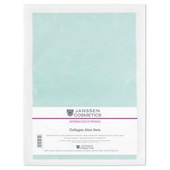 Маска Janssen Cosmetics Collagen Aloe Vera Mask (1 шт) маска janssen cosmetics collagen allantoin