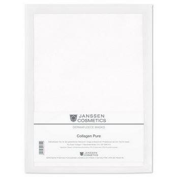 Маска Janssen Cosmetics Collagen Pure Mask (1 шт) маска janssen cosmetics collagen allantoin