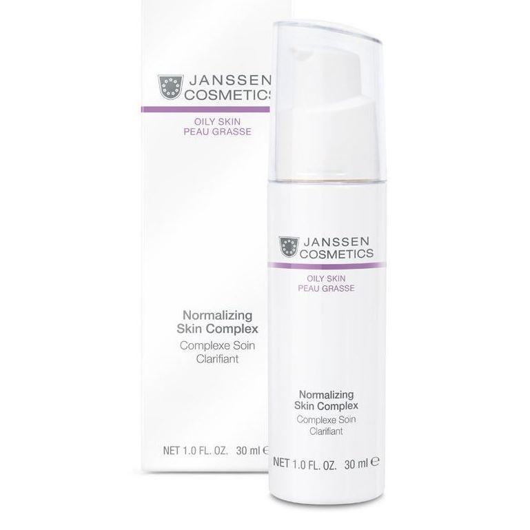 Концентрат Janssen Cosmetics Normalizing Skin Complex 50 мл janssen антикуперозный концентрат 50 мл