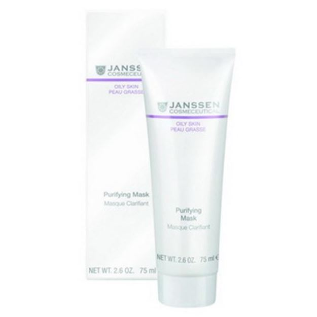 Маска Janssen Cosmetics Purifying Mask 75 мл janssen 75