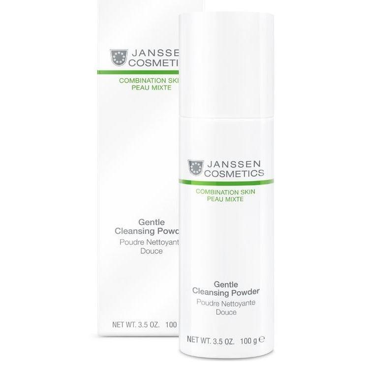 Пудра Janssen Cosmetics Gentle Cleansing Powder (100 г для профессионального использования) мусс janssen cosmetics cleansing mousse 150 мл