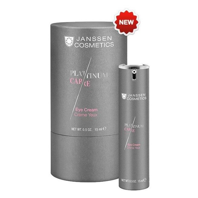 Крем Janssen Cosmetics Eye Cream cosmetics 27 восстанавливающий крем для зоны вокруг глаз eyes 27 15ml