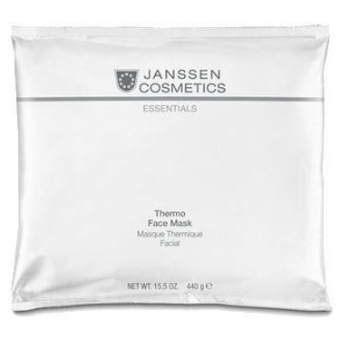 Маска Janssen Cosmetics Thermo Face Mask  (440 г) patyka cosmetics маска для лица интенсивно увлажняющая 50 мл