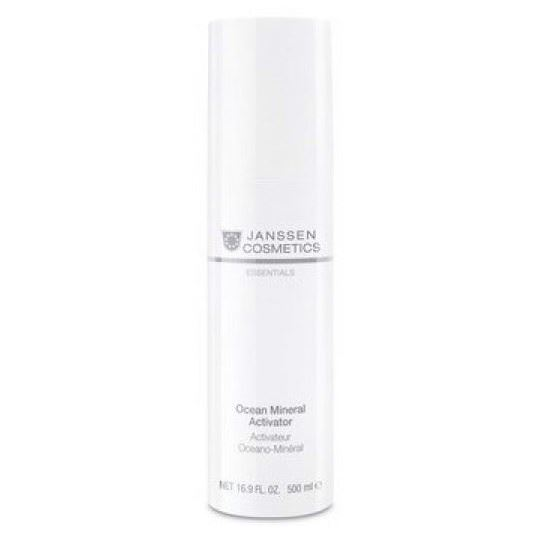 Концентрат Janssen Cosmetics Ocean Mineral Aсtivator 500 мл janssen антикуперозный концентрат 50 мл