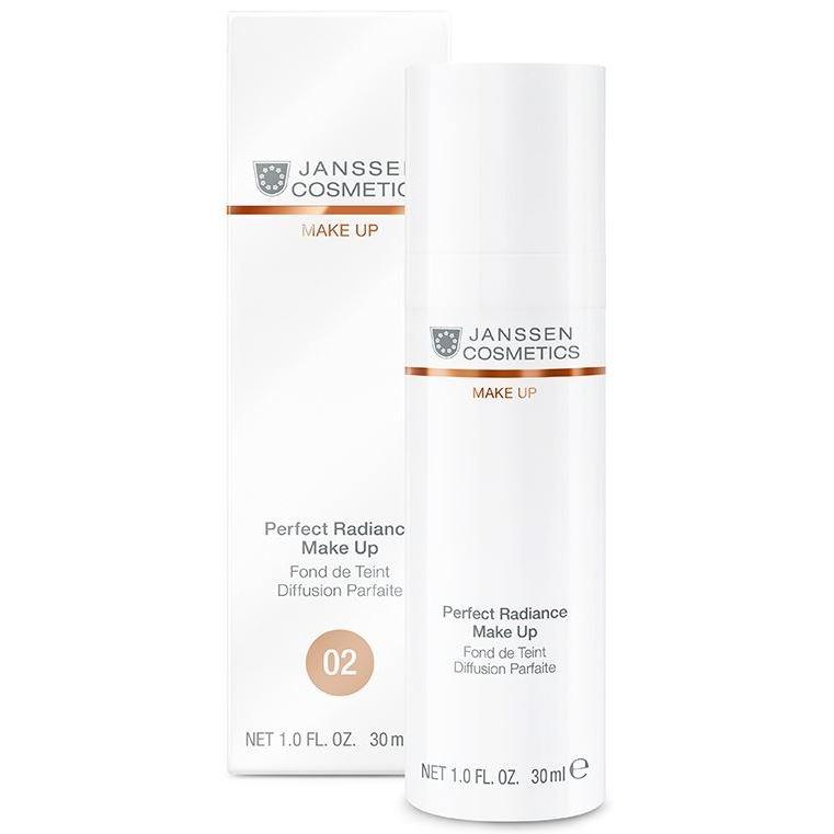 Тональный крем Janssen Cosmetics Perfect Radiance Make-Up (03) тональный крем