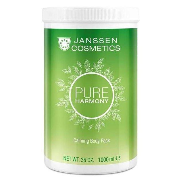Маска Janssen Cosmetics Pure Harmony Calming Body Pack 1000 мл fifth harmony acapulco