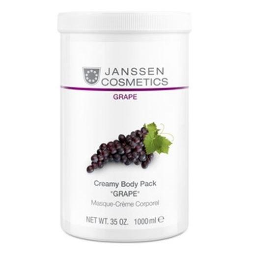Маска Janssen Cosmetics Creamy Body Pack Vinesse корректоры janssen cosmetics tinted corrective balm medium