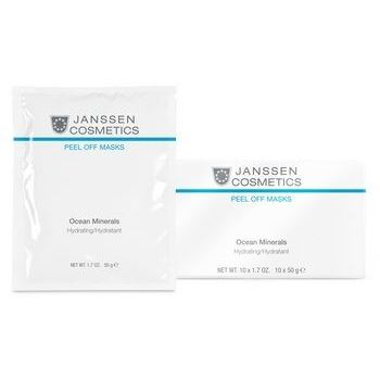 Маска Janssen Cosmetics Ocean Minerals Firming Mask (30 г) корректоры janssen cosmetics tinted corrective balm medium