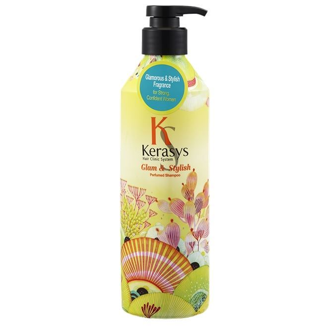 Шампунь KeraSys Glam & Stylish Perfumed Shampoo